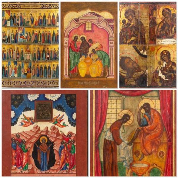 Интерпол ищет владельца старинных икон, найденных на Кипре
